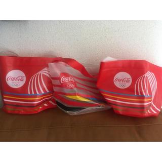 コカコーラ(コカ・コーラ)のコカコーラオリンピックアイスバケツ(ノベルティグッズ)