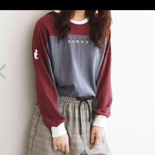 カンゴール(KANGOL)の大人気 カンゴール ロンT(Tシャツ(長袖/七分))