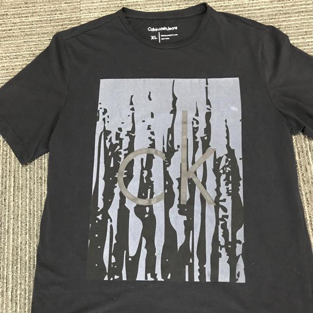 Calvin Klein(カルバンクライン)のカルバンクラインTシャツ   メンズのトップス(Tシャツ/カットソー(半袖/袖なし))の商品写真