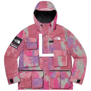 シュプリーム(Supreme)のsupreme the north face cargo jacket L(マウンテンパーカー)