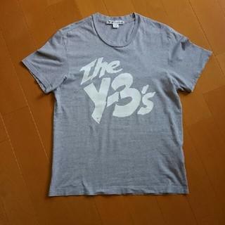 Y-3 - Y-3 ワイスリー プリントTシャツ XS