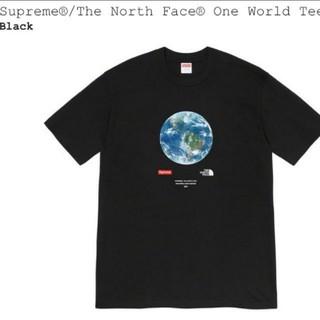 シュプリーム(Supreme)のsupreme one world tee(Tシャツ/カットソー(半袖/袖なし))