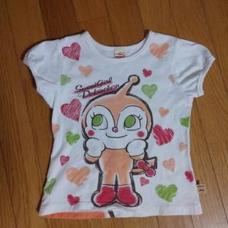 アンパンマン(アンパンマン)のアンパンマン  110センチ ドキンちゃんTシャツ(Tシャツ/カットソー)