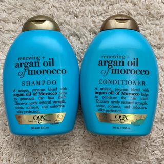 モロッカンオイル(Moroccan oil)のアルガンオイル シャンプー&コンディショナー(シャンプー/コンディショナーセット)