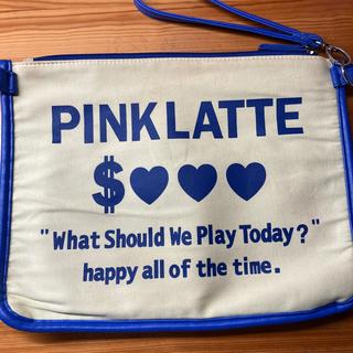 ピンクラテ(PINK-latte)のバッグポーチセット(その他)