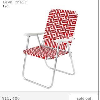 シュプリーム(Supreme)の送料込 Supreme Lawn Chair (折り畳みイス)