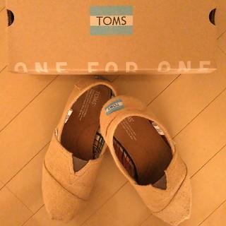 トムズ(TOMS)のTOMS スリッポン 25cm(スリッポン/モカシン)