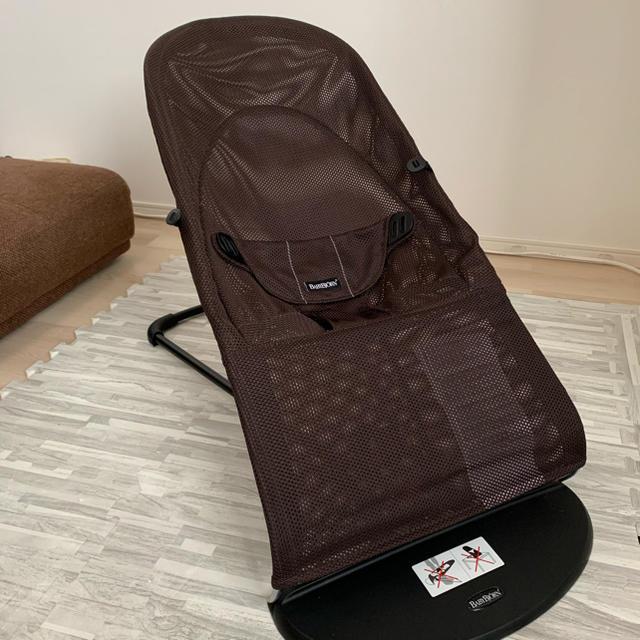 BABYBJORN(ベビービョルン)のベビービョルン バウンサー インテリア/住まい/日用品の椅子/チェア(折り畳みイス)の商品写真