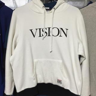 グルービジョンズ(groovisions)のVISION パーカー メンズ(パーカー)