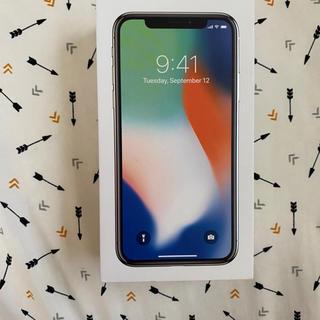 アップル(Apple)のiPhoneX 箱のみ(その他)