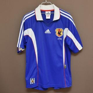 adidas - サッカー日本代表 1999年 希少 機能美  ユニフォーム 激レア 小野 高原