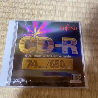 フジツウ(富士通)の富士通 CD-R(PC周辺機器)