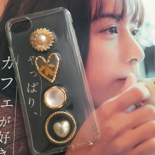 フリークスストア(FREAK'S STORE)のiPhoneケース シリコンケース 6/7/8対応(iPhoneケース)