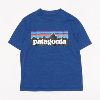 patagonia - 【新品】patagonia boys キャップクールデイリーTシャツ