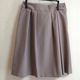 ニッセン(ニッセン)の未使用 膝丈スカート 7days Life Styling by nissen(ひざ丈スカート)