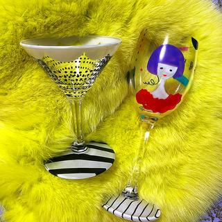 アッシュペーフランス(H.P.FRANCE)のsubikiawa スビキアワ グラスセット(グラス/カップ)