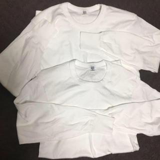 グンゼ(GUNZE)のGUNZE 長袖シャツ(Tシャツ/カットソー(七分/長袖))