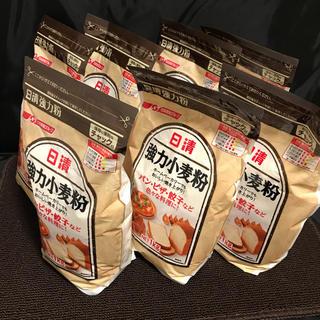 ニッシンセイフン(日清製粉)の強力粉1kg×7袋(合計7kg)②(米/穀物)