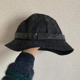 グッチ(Gucci)のGUCCI バケットハット 帽子(ハット)