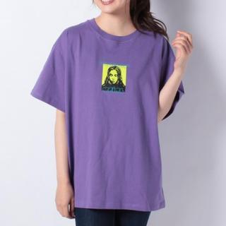 X-girl - x-girl FACE Tシャツ
