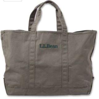 L.L.Bean - エルエルビーン グローサリートート カーキ マザーズバッグ トートバッグ エコ