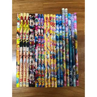ディズニー(Disney)のディズニー鉛筆 20本(鉛筆)