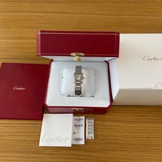 カルティエ(Cartier)の【美品】カルティエ タンクフランセーズ   Tank Francaise SM(腕時計)