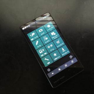 アクオス(AQUOS)のAQUOS PHONE 303SH (スマートフォン本体)