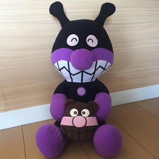 アンパンマン(アンパンマン)のばいきんまん ぬいぐるみ(ぬいぐるみ/人形)