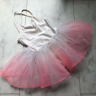 エイチアンドエム(H&M)の子供服 サイズ110 レオタード(ダンス/バレエ)