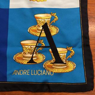 アンドレルチアーノ(ANDRE LUCIANO)のANDRE LUCIANO アンドレルチアーノ スカーフ(バンダナ/スカーフ)