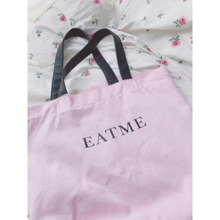 イートミー(EATME)のEATME トートバッグ(トートバッグ)