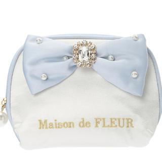 メゾンドフルール(Maison de FLEUR)のメゾンドフルール (ポーチ)