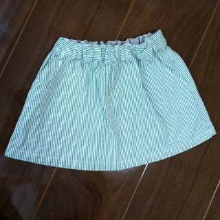 ムジルシリョウヒン(MUJI (無印良品))の【美品】無印良品 スカート 80cm(スカート)