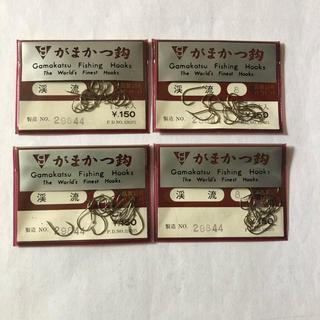 ガマカツ(がまかつ)のがまかつ製  渓流 8号 4袋セット (釣り糸/ライン)
