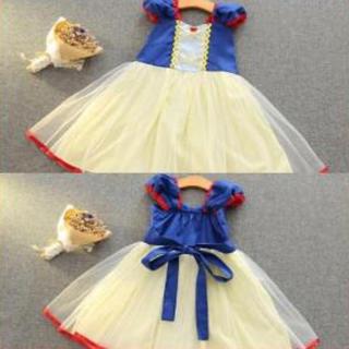ディズニー(Disney)の《100cm》白雪姫 プリンセスコスチューム(ドレス/フォーマル)