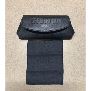 エフェクター(EFFECTOR)のEFFECTOR 眼鏡ケース(サングラス/メガネ)