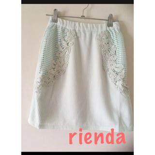rienda - riendaのスカート⭐︎新品S