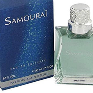 サムライ(SAMOURAI)のSAMOURAI   ALAIN DELON50ml(香水(男性用))