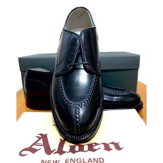 Alden - 【新品】ALDEN Uチップ コードバン
