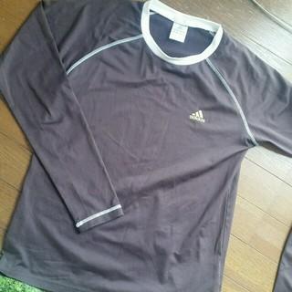 アディダス(adidas)のスポーツウェア(Tシャツ(長袖/七分))