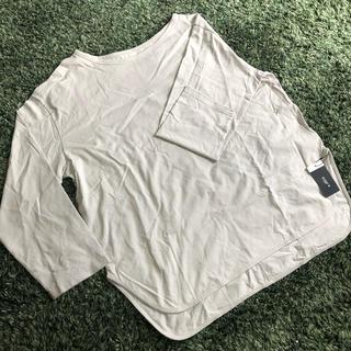 ケービーエフ(KBF)のあやか様専用プライス✨ ロンT(アシメネック)KBF(Tシャツ(長袖/七分))