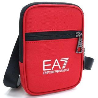Emporio Armani - EA7 トレーニング ポーチ ポシェット 275872 レッド系 メンズ