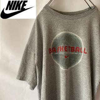 ナイキ(NIKE)の古着 ナイキ Tシャツ バスケットボール(Tシャツ/カットソー(半袖/袖なし))