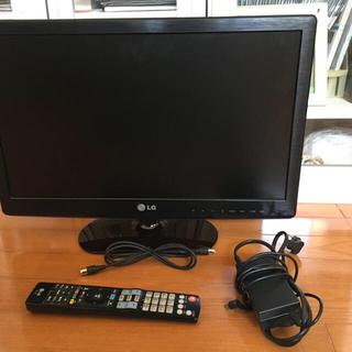 エルジーエレクトロニクス(LG Electronics)の22インチ液晶テレビ(テレビ)