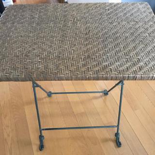 フランフラン(Francfranc)の折り畳みテーブル(テーブル用品)