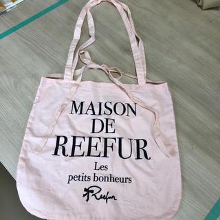 Maison de Reefur - メゾンドリーファー ショッパーバッグ