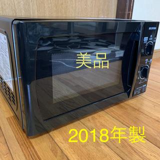 アイリスオーヤマ - 電子レンジ 2018年製 アイリスオーヤマ