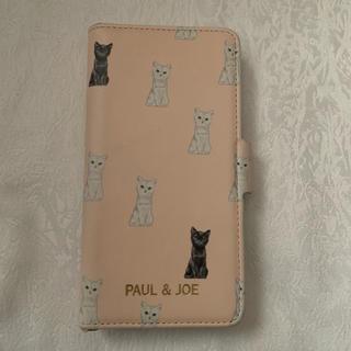 ポールアンドジョー(PAUL & JOE)のiPhone 7.8対応携帯ケース(iPhoneケース)