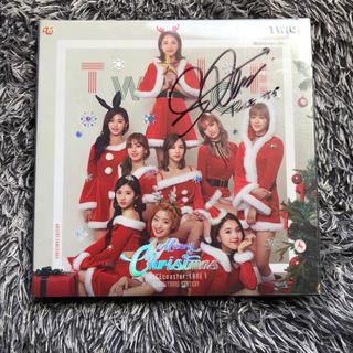TWICEcoaster:LANE1 サナ直筆サイン入り(K-POP/アジア)